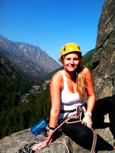 Learn to climb Multipitch, top of Jello Tower on to the second pitch.