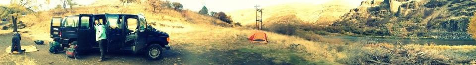 Original Campsite