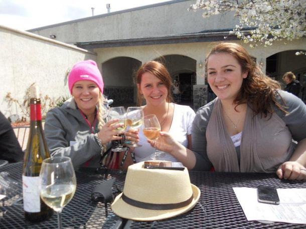 Wine Tour in Tri-Cities region wine country