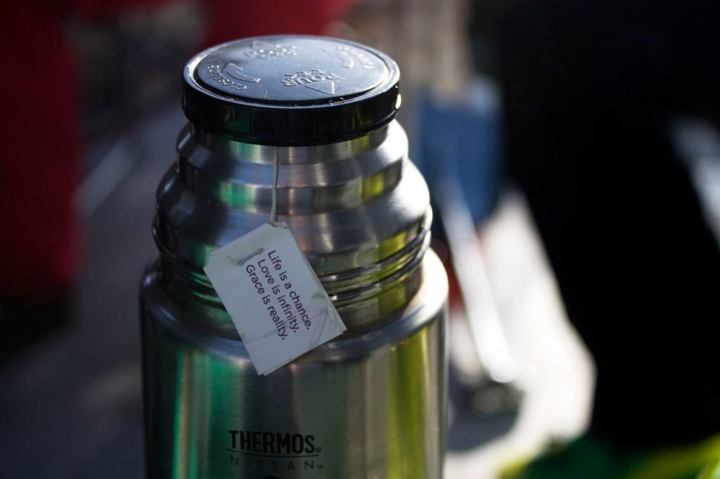 Inspirational Tea Bags :)