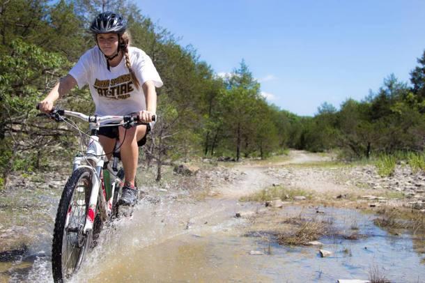 Mountain Biking in AR